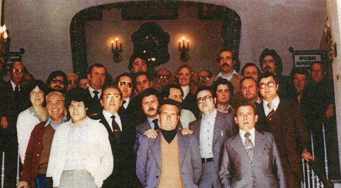 corporación de Yecla año 1979