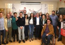 candidatos PSOE elecciones