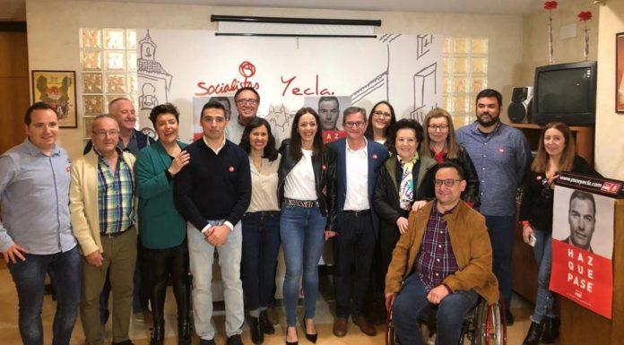 candidatos PSOE elecciones Juan Jiménez
