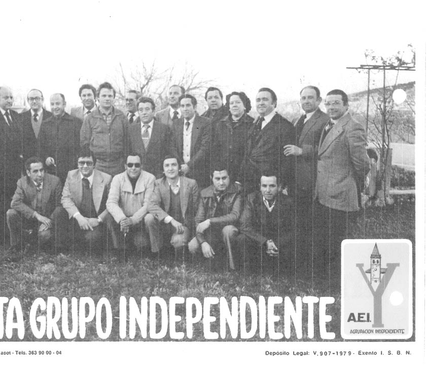 candidatura independiente