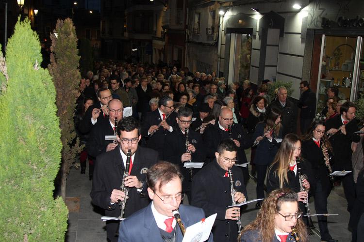 procesión del cristo del sepulcro