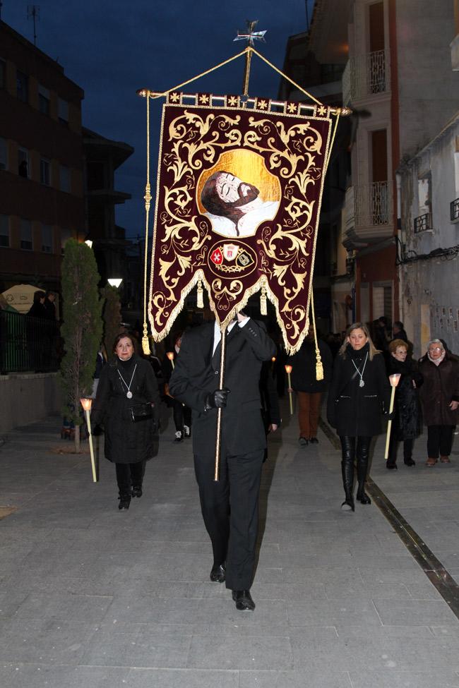 procesión cristo del sepulcro 2019 yecla