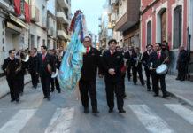 procesión cristo del sepulcro de Yecla 2019