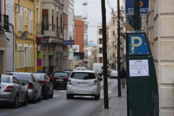 aparcamiento zona azul