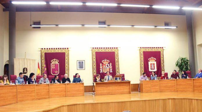 pleno ayuntamiento yecla abril 2019