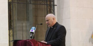José Antonio Abellán pregon semana santa