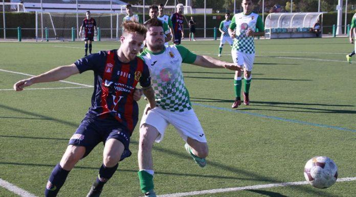 Foto Pacual Aguilera Facebook Yeclano Deportivo Yeclano B