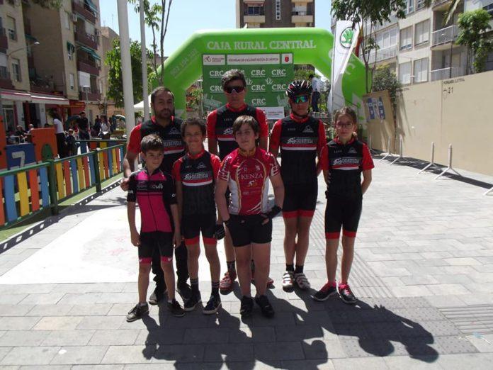 escuela ciclista yecla en alcantarilla