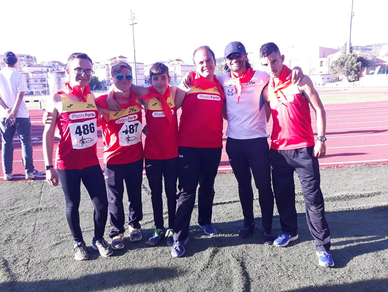 no hay límite campeonato de España Granada