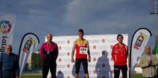 david ortuño campeonato de España longitud