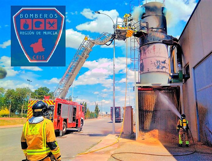 incendio silo