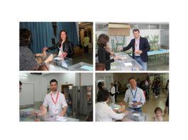 candidatos a la alcaldía de Yecla elecciones 2019