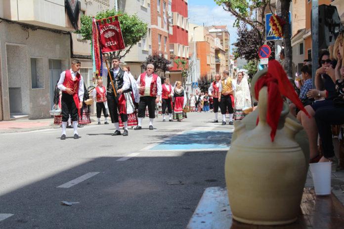 fiestas de san isidro procesión