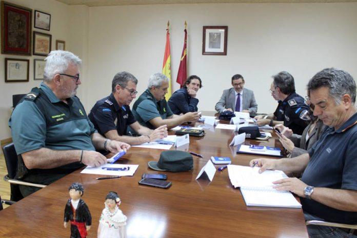 reunión seguridad delegación gobierno
