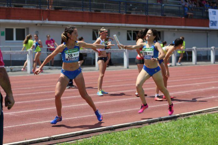 Lorena Romero relevos Durango récord regional