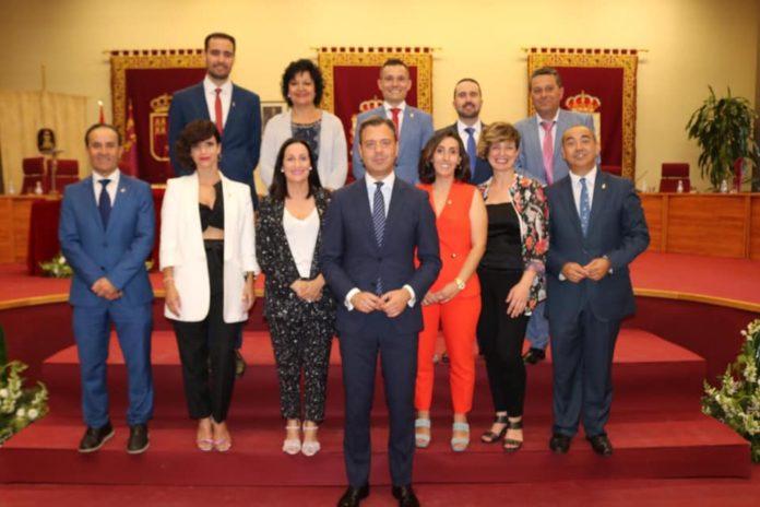 equipo de gobierno delegaciones