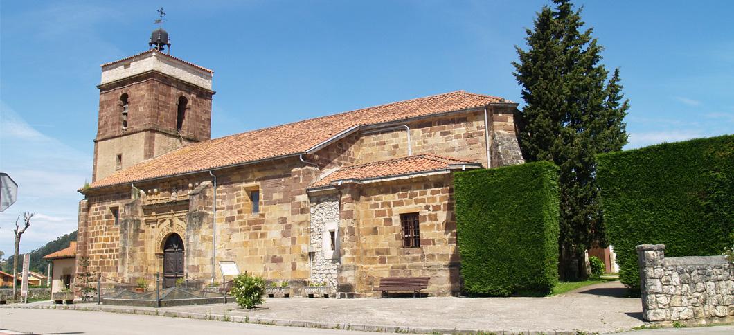 iglesia escobedo de camargo