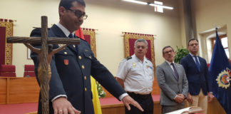 nuevo comisario yecla comisaría