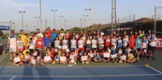 escuela club de tenis yecla