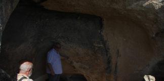 monte arabí pinturas rupestres
