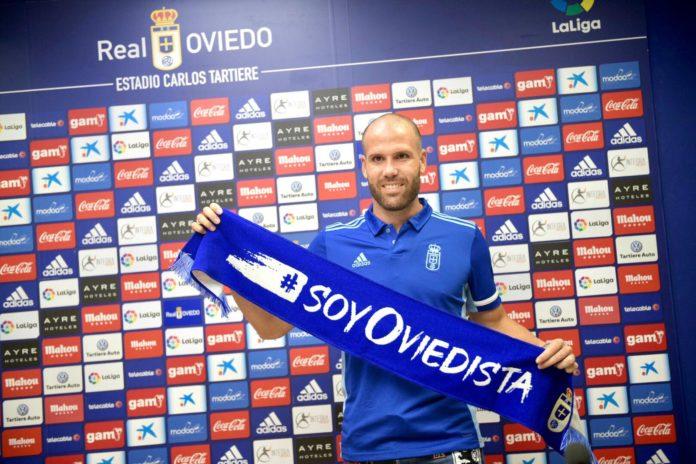 Alfredo Ortuño Real Oviedo