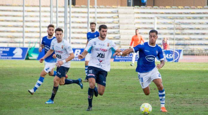 Carlos Selfa yeclano deportivo san fernando