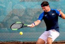 ángel alonso tenis campeón de europa
