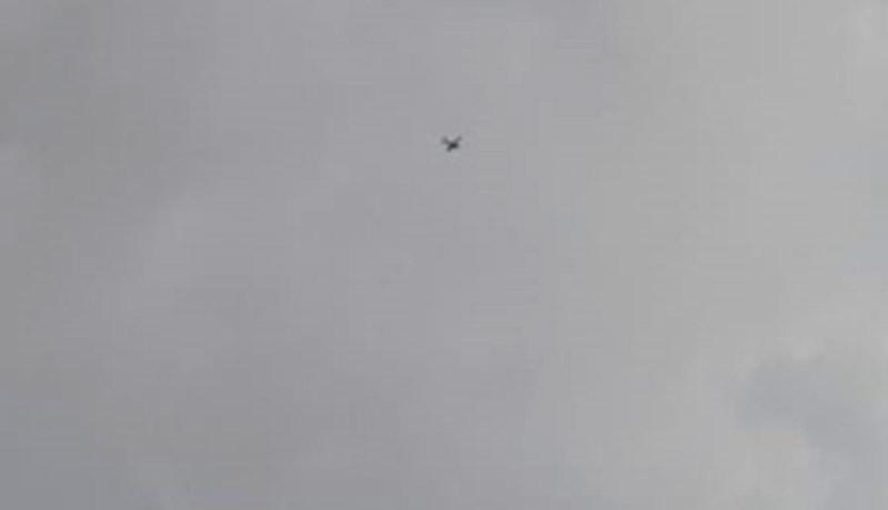 avioneta lluvia