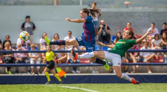 Eva navarro Levante Athletic Bilbao 2019