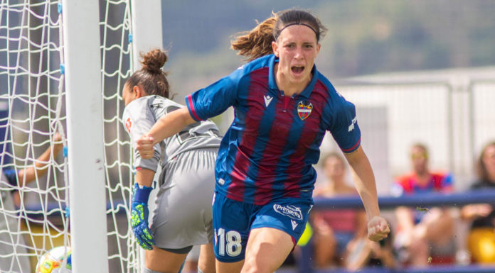 Eva navarro Levante Athletic Bilbao 2019