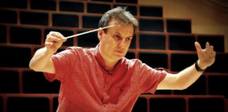 Paco Rodríguez director de orquesta músico