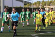 yecla cf senior femenino debut