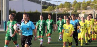 yecla cf senior femenino debut