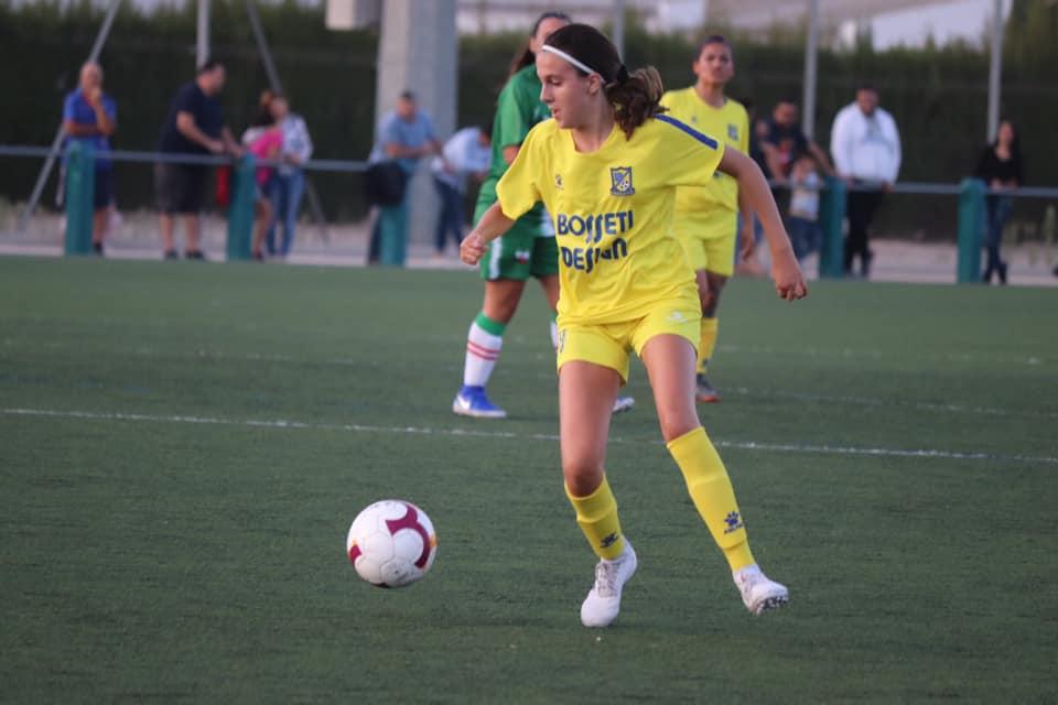 yecla CF senior femenino