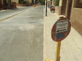 calle alborada