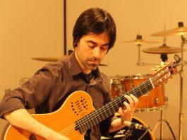 Diego Corraliza guitarrista yecla