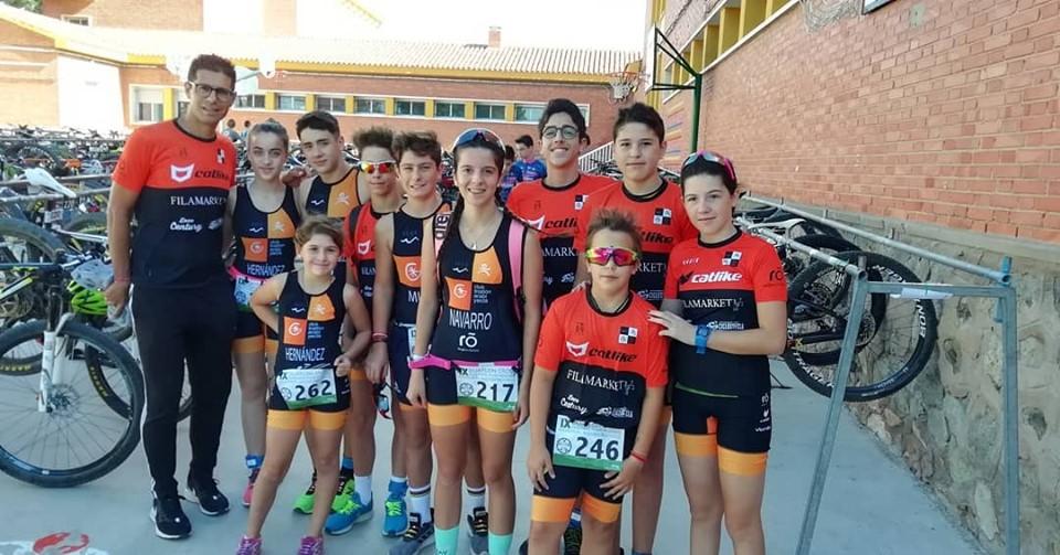 club triatlón arabí yecla