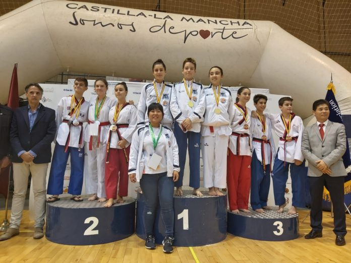 taekwondo ciudad real
