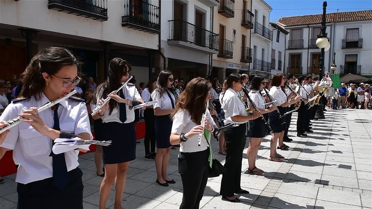 Banda de El Barco de Ávila, 25 aniversario