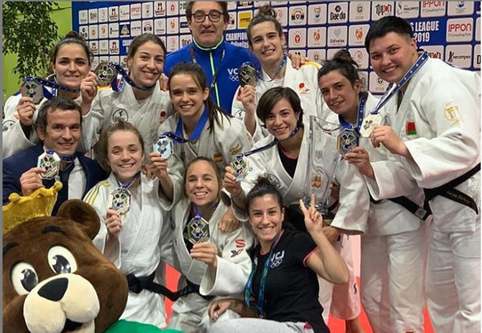 isabel puche subcampeona