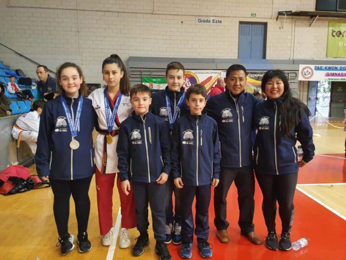 taekwondo campeonato murcia