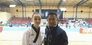 taekwondo Sara Muñoz Palao