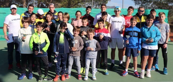 torneo navidad club de tenis