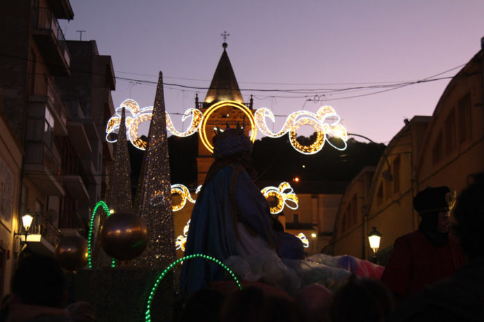 los Reyes Magos desde Oriente