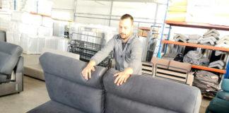 trabajador mueble sofá convenio