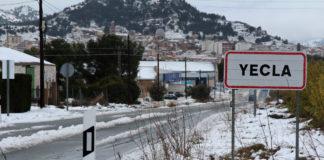 yecla nieves precipitaciones plan municipal deemergencias