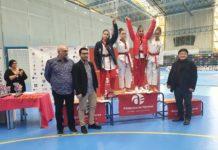Esther Polo Martínez taekwondo