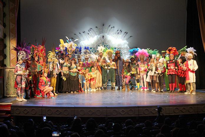 carnaval de Yecla coronación