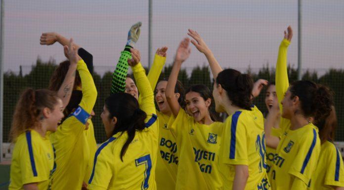 fútbol femenino yecla cf