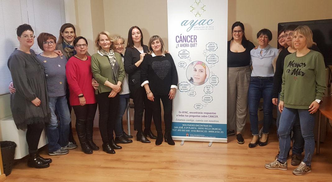 directiva de ayac afectados de cáncer